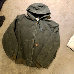Full Zip Carhartt Jacket