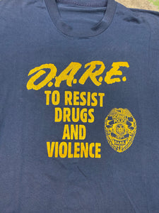 90s Paper thin Dare t shirt