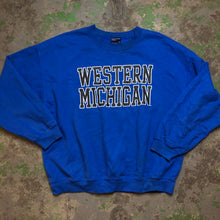 Load image into Gallery viewer, Western Michigan Crewneck