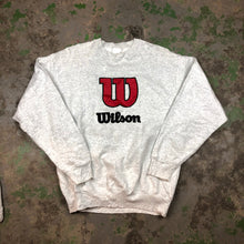 Load image into Gallery viewer, 90s Wilson Crewneck
