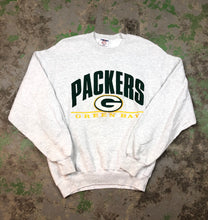 Load image into Gallery viewer, Embroidered packers Crewneck