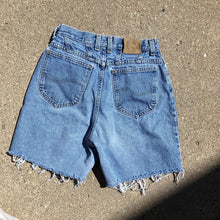 Load image into Gallery viewer, Vintage Lee Denim shorts