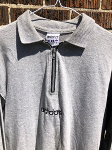 Adidas Quarter Zip long sleeve