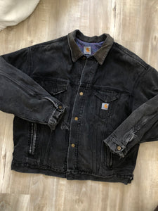Distressed Carhartt Jacket