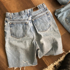 LL Bean High Waisted Shorts