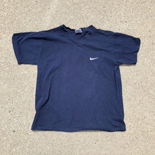 Load image into Gallery viewer, 90s v neck Nike t shirt