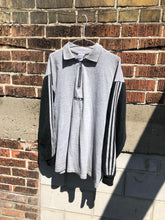 Load image into Gallery viewer, Adidas Quarter Zip long sleeve