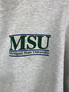 Vintage Michigan state crewneck