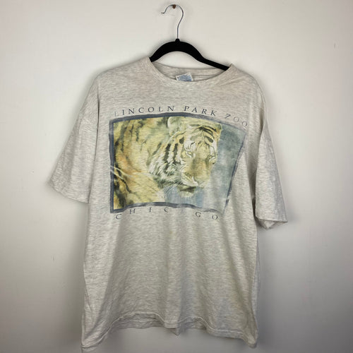 Vintage Lincoln park Zoo t shirt