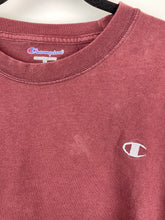 Load image into Gallery viewer, Burgundy champion t shirt