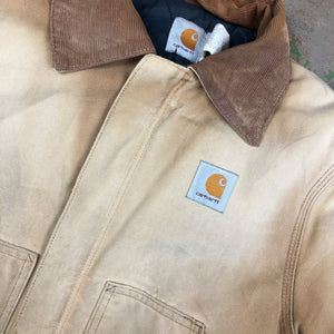 Faded Carhartt Jacket