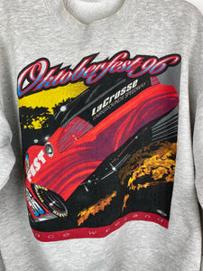 1996 heavy weight racing crewneck