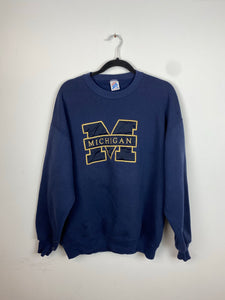 90s Michigan crewneck