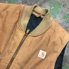 Load image into Gallery viewer, Tanned Carhartt vest