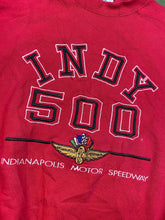 Load image into Gallery viewer, Embroidered Indy 500 crewneck