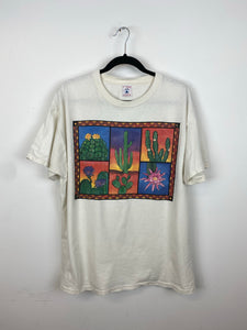 90s single stitch Cactus t shirt - S/M