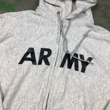 Load image into Gallery viewer, Fullzip army hoodie