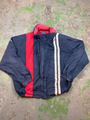Reversible nautica performance jacket