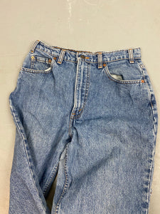 90s straight leg Levi's denim
