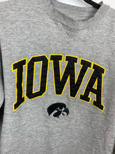 Load image into Gallery viewer, Embroidered Iowa crewneck