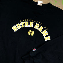 Load image into Gallery viewer, Notre Dame Champion Crewneck