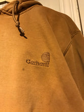 Load image into Gallery viewer, Full Zip Carhartt Sweater