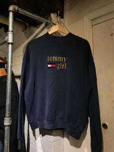 Tommy Girl Crewneck