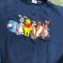 Load image into Gallery viewer, 90s embroidered Disney Crewneck