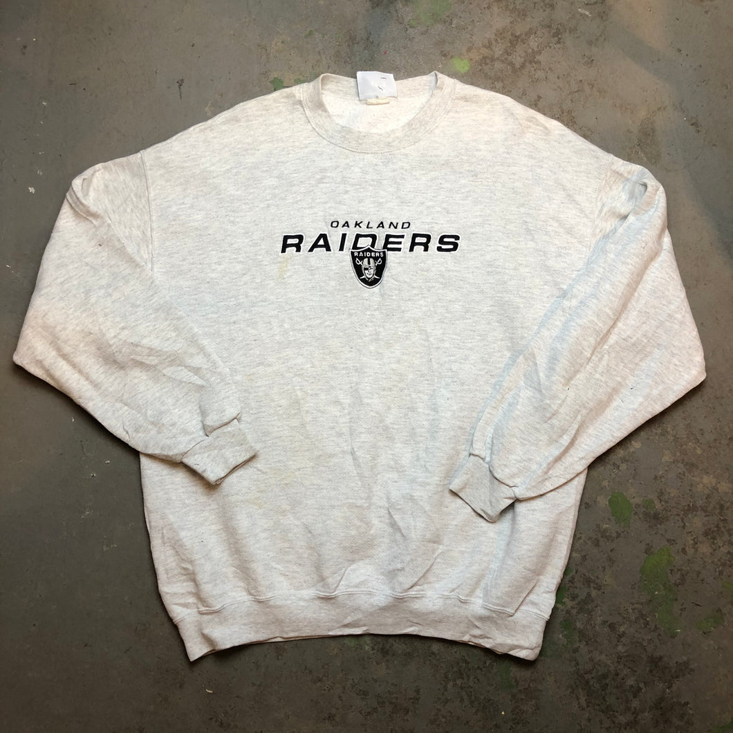 Raiders Crewneck
