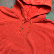 Load image into Gallery viewer, Middle swoosh Nike hoodie