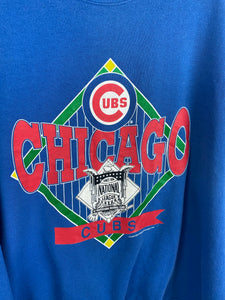 1992 Chicago Cubs crewneck