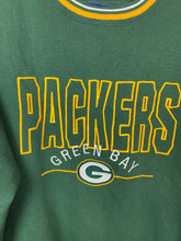 Load image into Gallery viewer, Oversized Green Bay Packers crewneck