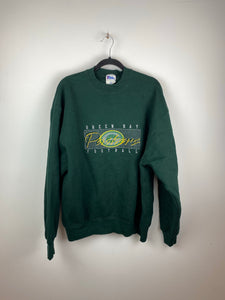 Heavy weight Packers crewneck