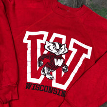 Load image into Gallery viewer, 80s Wisconsin Crewneck