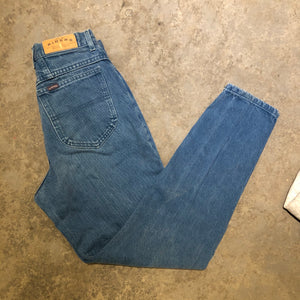 Light Blue High Waisted Denim pants