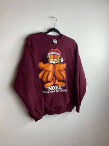 Garfield Christmas crewneck