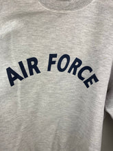 Load image into Gallery viewer, Vintage airforce crewneck