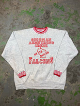 Load image into Gallery viewer, 90s front and back Goodman crewneck