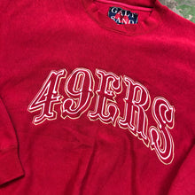Load image into Gallery viewer, 49ers Crewneck
