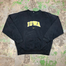Load image into Gallery viewer, Iowa Nike Crewneck