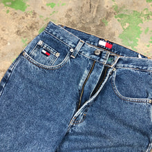 Load image into Gallery viewer, Vintage Tommy denim pants