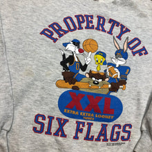 Load image into Gallery viewer, 1996 Six Flags Crewneck