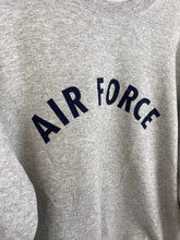 Load image into Gallery viewer, Vintage Air Force crewneck