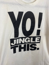 Load image into Gallery viewer, YO! Jingle this 90s t shirt