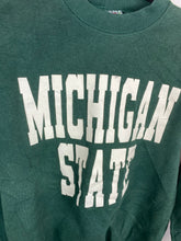 Load image into Gallery viewer, XS Michigan State crewneck