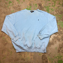 Load image into Gallery viewer, 90s polo Crewneck