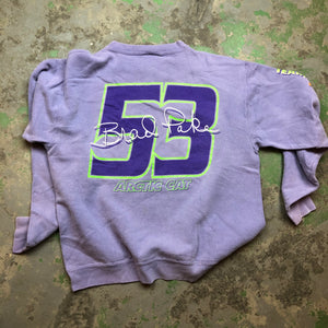 90s front and back Crewneck