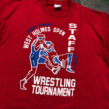 Load image into Gallery viewer, Wrestling t shirt