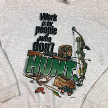 Load image into Gallery viewer, 1995 hunting Crewneck