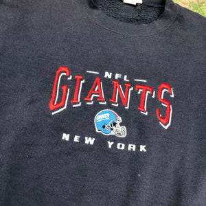 Embroidered NFL Crewneck
